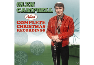 Glen Campbell - Complete Capitol Christmas Album - (CD)