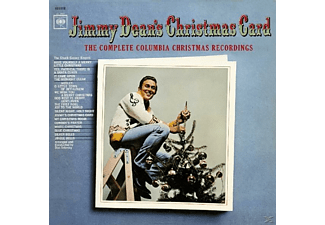 Jimmy Dean - Christmas Card - (CD)