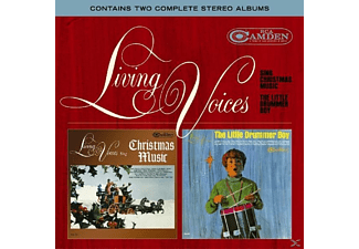 Living Voices - Sing Christmas Music - (CD)