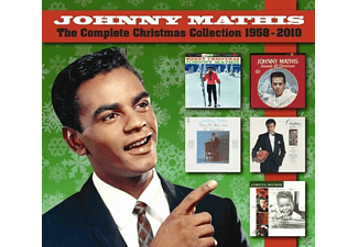 Johnny Mathis - Complete Christmas Collection [CD]