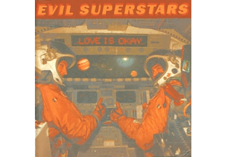 Evil Superstars - Love Is Okay [CD]