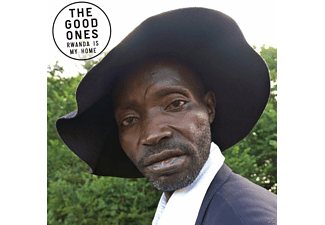 The Good Ones - Rwanda Is My Home - (CD)