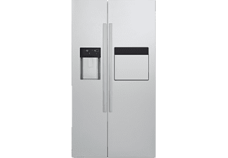 BEKO GN 162431 ZX Side-by-Side (370 kWh, A++, 1820 mm hoch, Edelstahl)