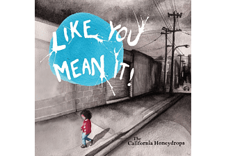 The California Honeydrops - Like You Mean It - (CD)