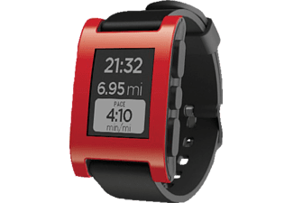 PEBBLE Original Smartwatch Cherry Red - (301RE)