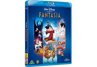 Fantasia Barn Blu-ray
