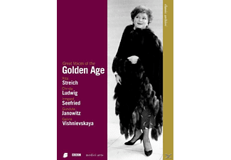 VARIOUS - Great Voices Of The Golden Age - (DVD)