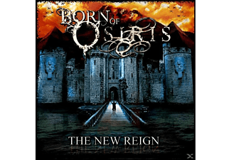 Born Of Osiris - The New Reign - (CD)
