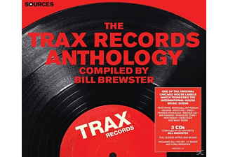 VARIOUS - Trax Records Anthology [CD]