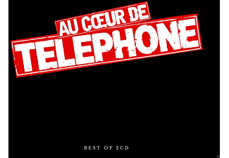 Telephone - A Coeur De Telephone-Best Of - (CD)