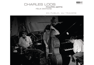 Charles Loos - En Public, Au Travers [CD]
