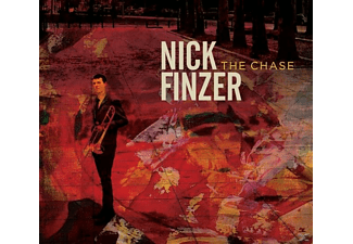 Nick Finzer - The Chase - (CD)