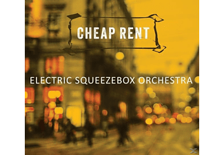 Electric Squeezebox Orchestra - Cheap Rent [CD]