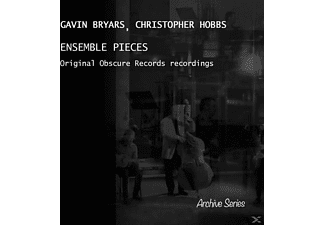 Gavin Bryars - Ensemble Pieces [CD]