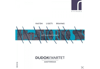 Dudok Kwartet - Metamorphoses - (CD)