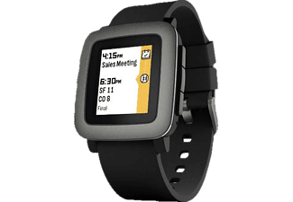 PEBBLE Time Black - (50100020)