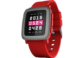 PEBBLE Time Red - (50100022)