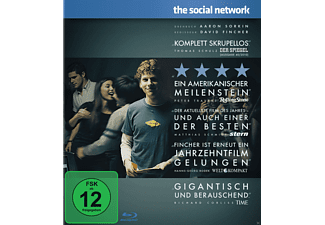 The Social Network - (Blu-ray)