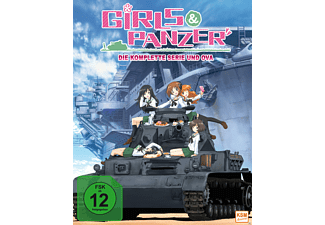 Girls und Panzer: Vol. 1 - (Blu-ray)