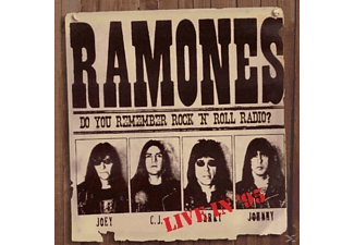 Ramones - Do You Remember Rock 'n' Roll Radio? Live In '95 - (CD)