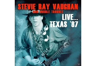 Stevie Ray Vaughan, Double Trouble - Live Texas 1987 - (CD)