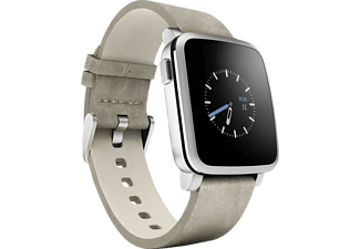 PEBBLE Time Steel Silver - (51100023)