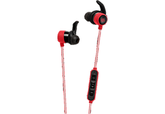 JBL Reflect Mini BT, In-ear Kopfhörer, Bluetooth, Rot