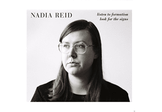 Nadia Reid - Listen To Formation, Look For The Signs - (CD)