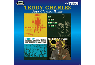 Teddy Charles - Teddy Charles - Four Classic Albums - (CD)