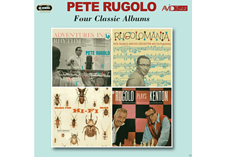 Pete Rugolo - Pete Rugolo - Four Classic Albums [CD]