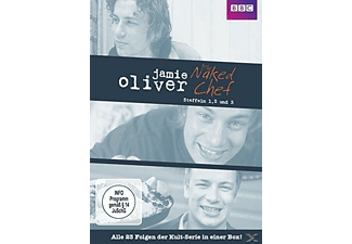 Die Jamie Oliver Collection - The Naked Chef - Staffel 1-3 - (DVD)