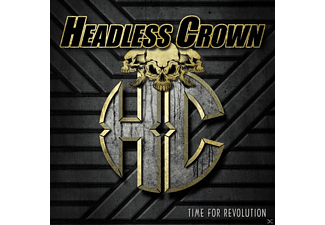 Headless Crown - Time For Revolution [CD]