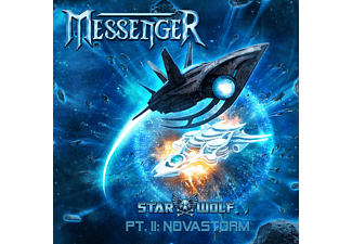The Messenger - Starwolf - Pt.Ii: Novastorm [CD]