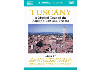 A Musical Journey - A Musical Journey - Tuscany - (DVD)