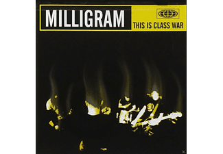 Milligram - This Is Class War - (CD)