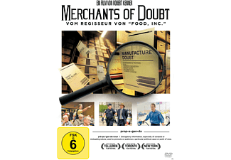 Merchants Of Doubt - (DVD)