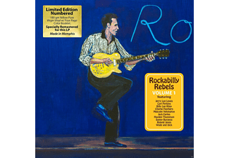 VARIOUS - Rockabilly Rebels Vol.1 [Vinyl]