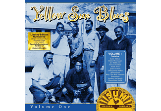 VARIOUS - Yellow Sun Blues Vol.1 [Vinyl]