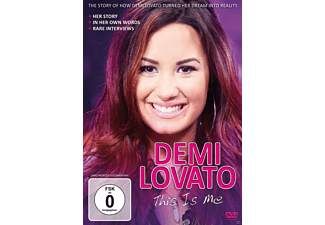 - Demi Lavato - This is me - (DVD)
