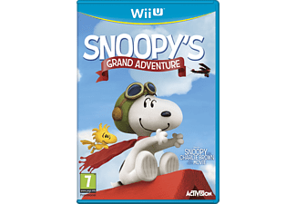 Snoopy's Grand Adventure Wii U Spel