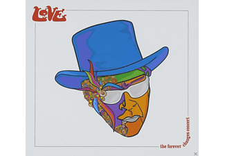 Love - Forever Changes Concert ( Cd & Dvd ) [CD + DVD Video]