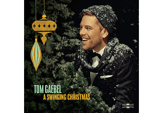 Tom Gaebel - A Swinging Christmas - (CD)