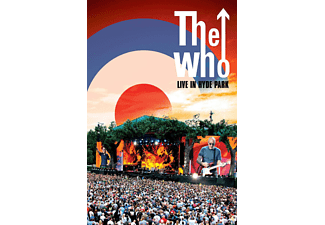 The Who - Live in Hyde Park - (DVD)