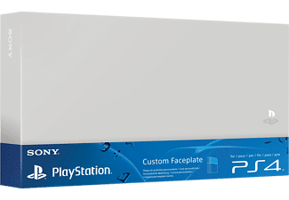 SONY PlayStation 4 Utbytbar frontpanel - Silver