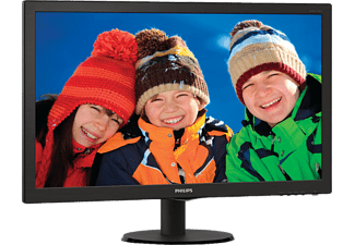 PHILIPS 273V5QHAB/00 27 inç (Analog+DVI+HDMI) Full HD AMVA LCD Monitör
