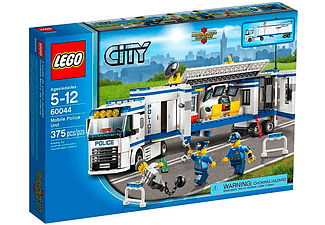 Mobile Police Unit - (60044)
