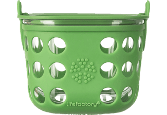LIFEFACTORY 15080 Vorratsdose Grass Green
