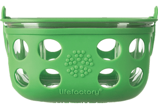 LIFEFACTORY 15084 Vorratsdose Grass Green