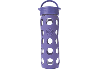 LIFEFACTORY 13826 Trinkflasche Purple