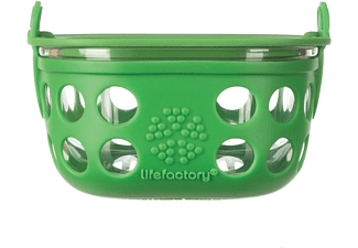 LIFEFACTORY 15093 Vorratsdose Grass Green